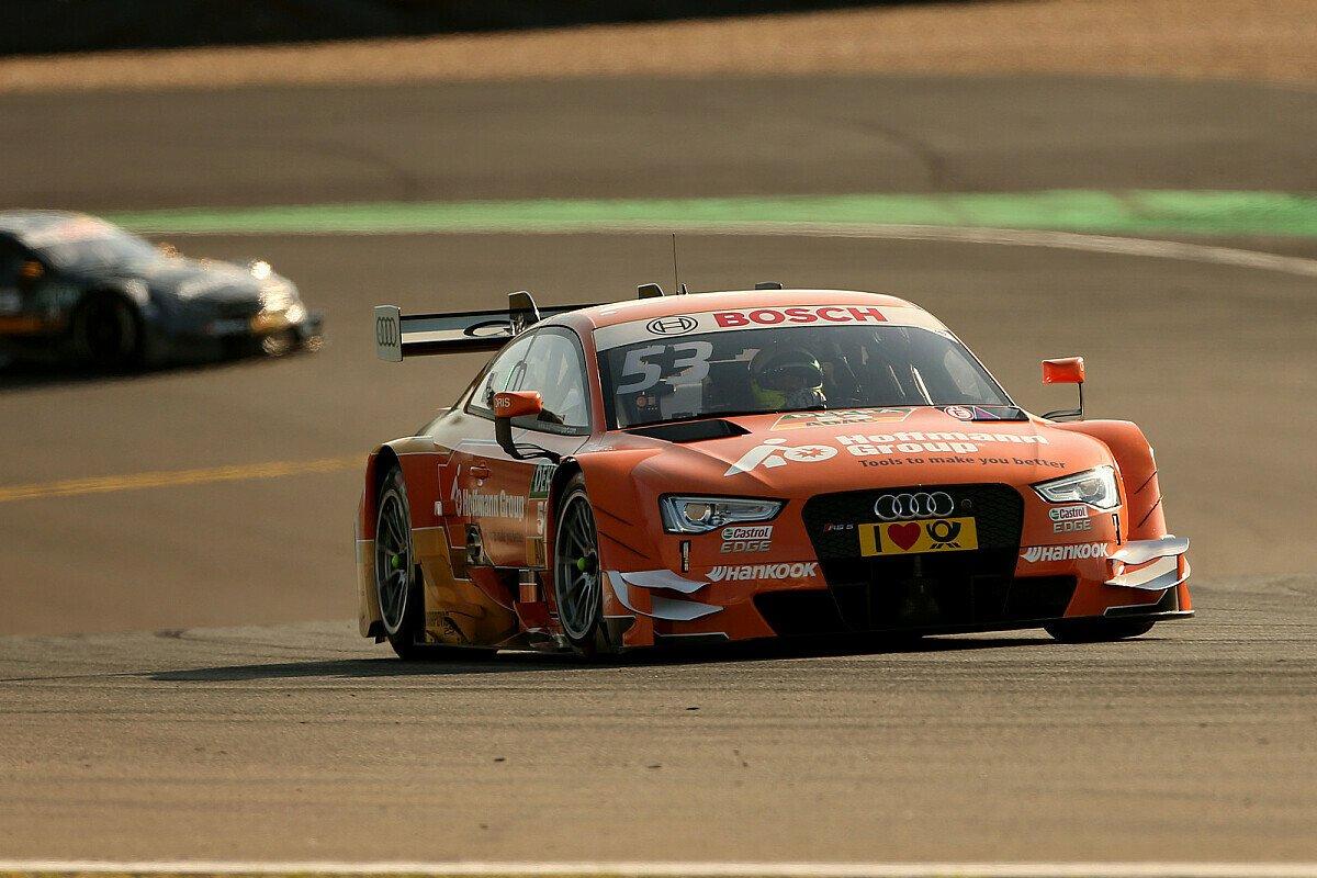 Jamie Greens Titelträume sind geplatzt, Foto: Audi