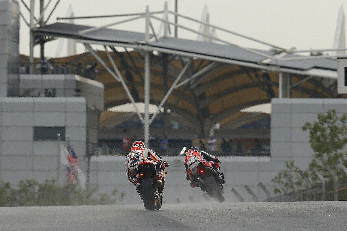 Stets eine Herausforderung: Der Sepang International Circuit, Foto: Repsol
