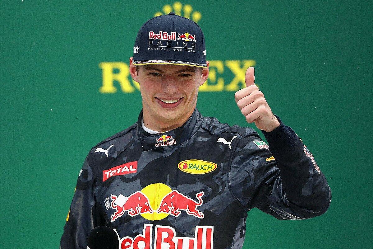 Max Verstappen hätte eigentlich irgendwie in alle Kategorien der Tops und Flops gepasst, Foto: Red Bull