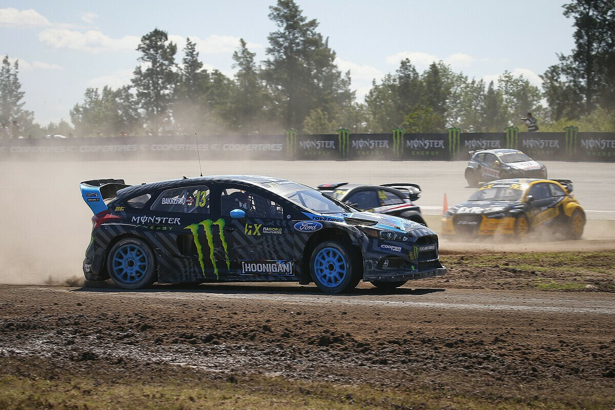 Rallycross ist Action pur, Foto: World RX