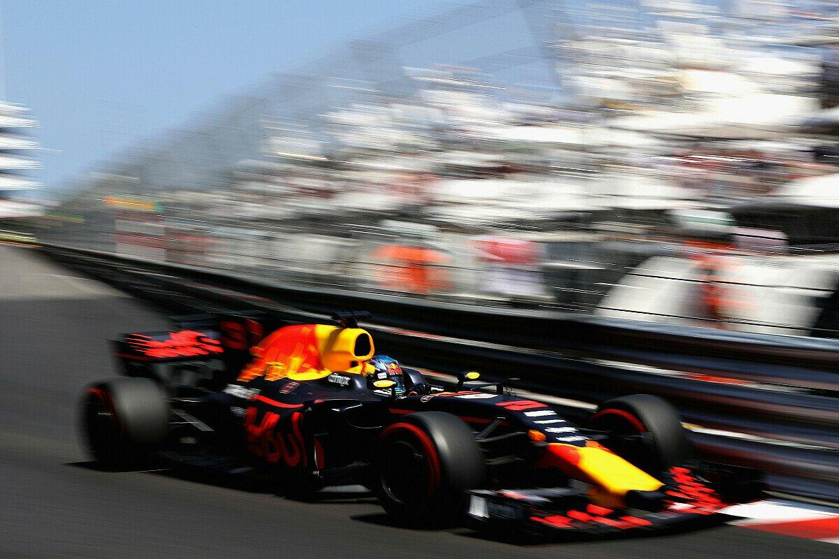 Red Bull hat für den Monaco GP 2018 die aggressivste nur mögliche Reifenwahl getroffen, Foto: Red Bull
