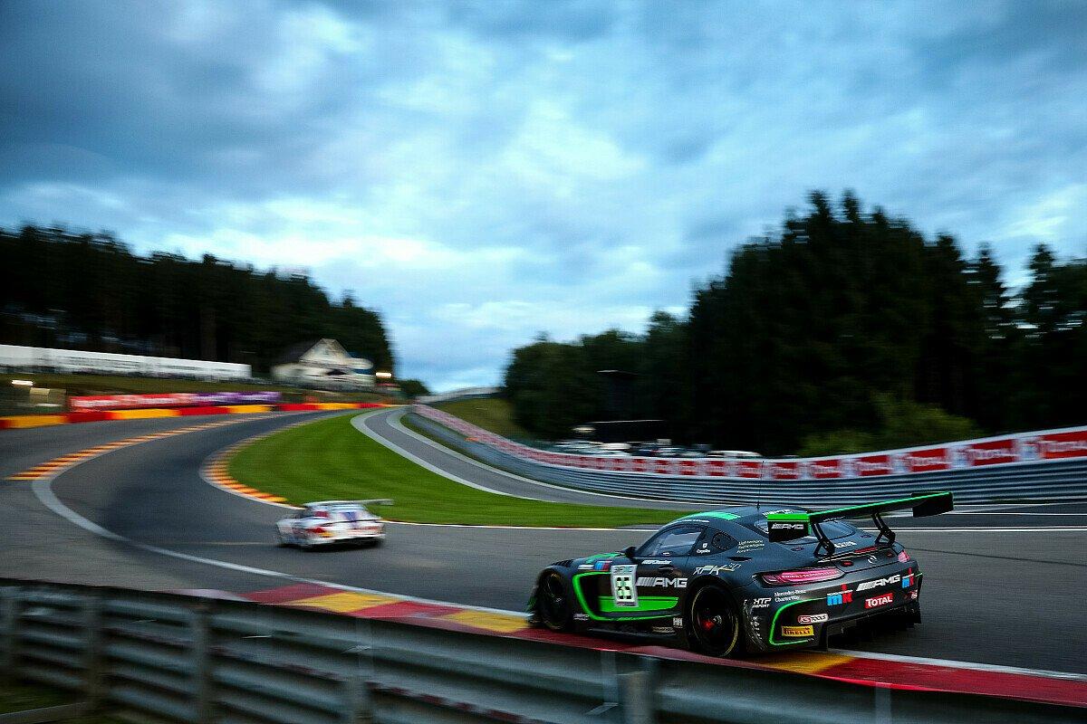 Stärkstes Saisonergebnis im Endurance Cup in Spa für Dominik Baumann, Foto: Gruppe C GmbH