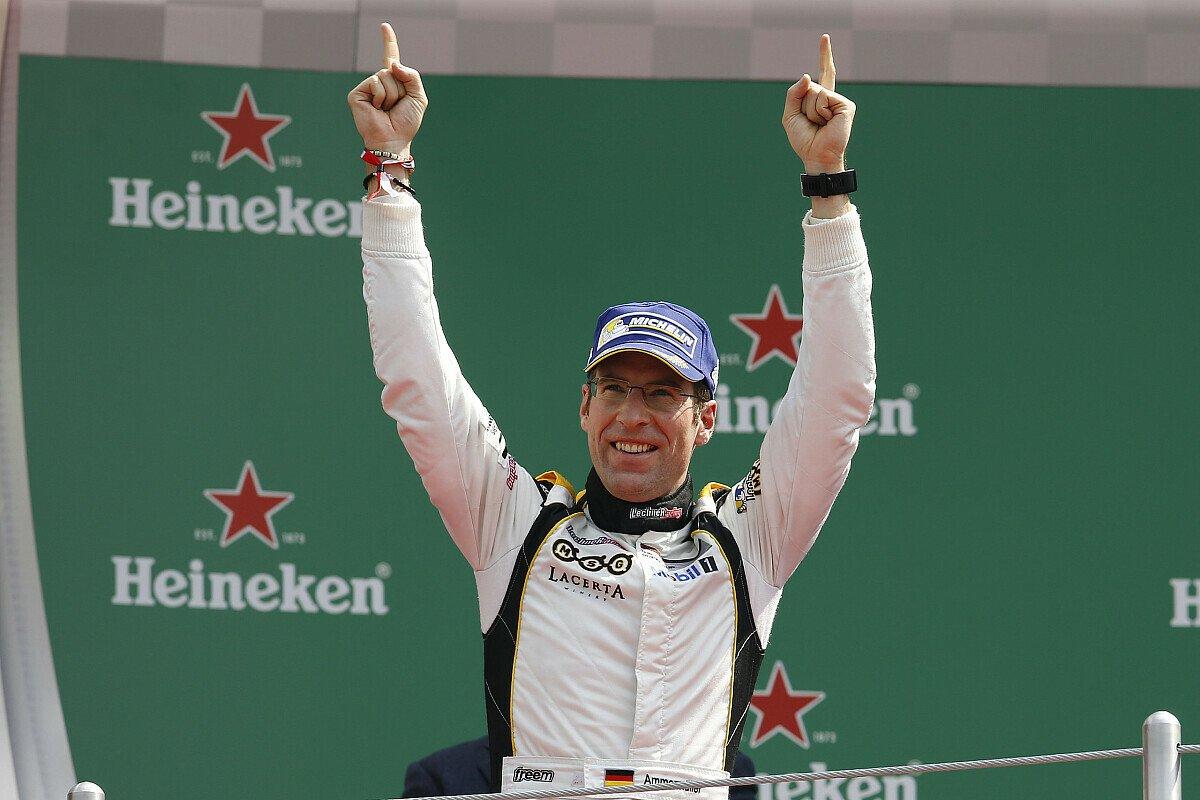Geschafft! Michael Ammermüller ist Supercup-Champion, Foto: Porsche AG