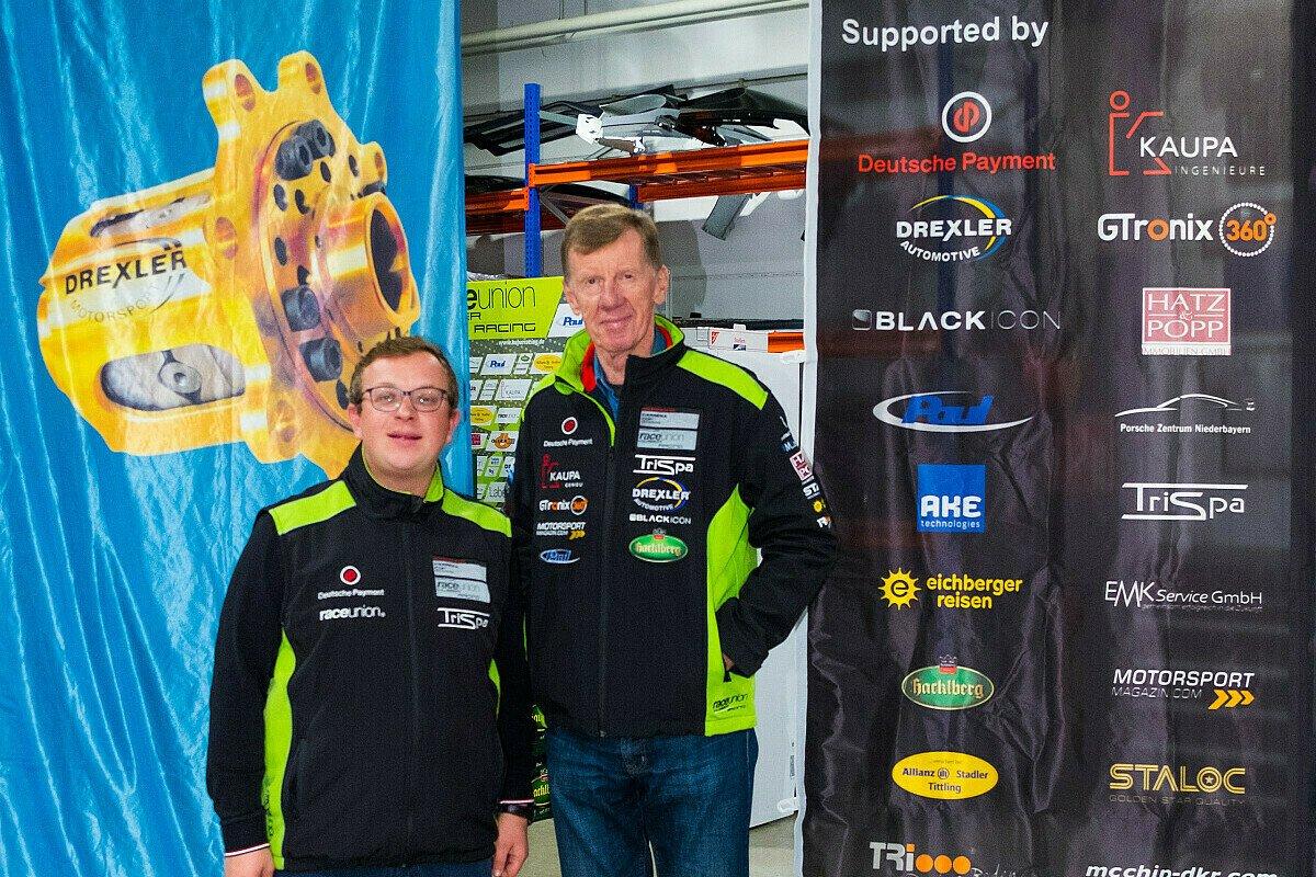 Walter Röhrl stattete raceunion Huber Racing einen Besuch ab, Foto: Digital Design Steinkohl - DDS Photography