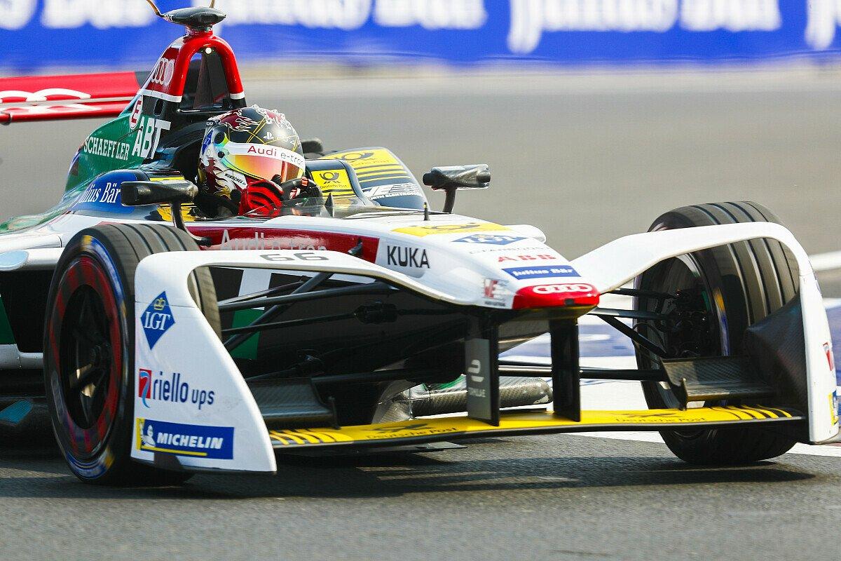 Fünftes Saisonrennen der Formel E in Mexiko beim Mexico-City ePrix, Foto: LAT Images