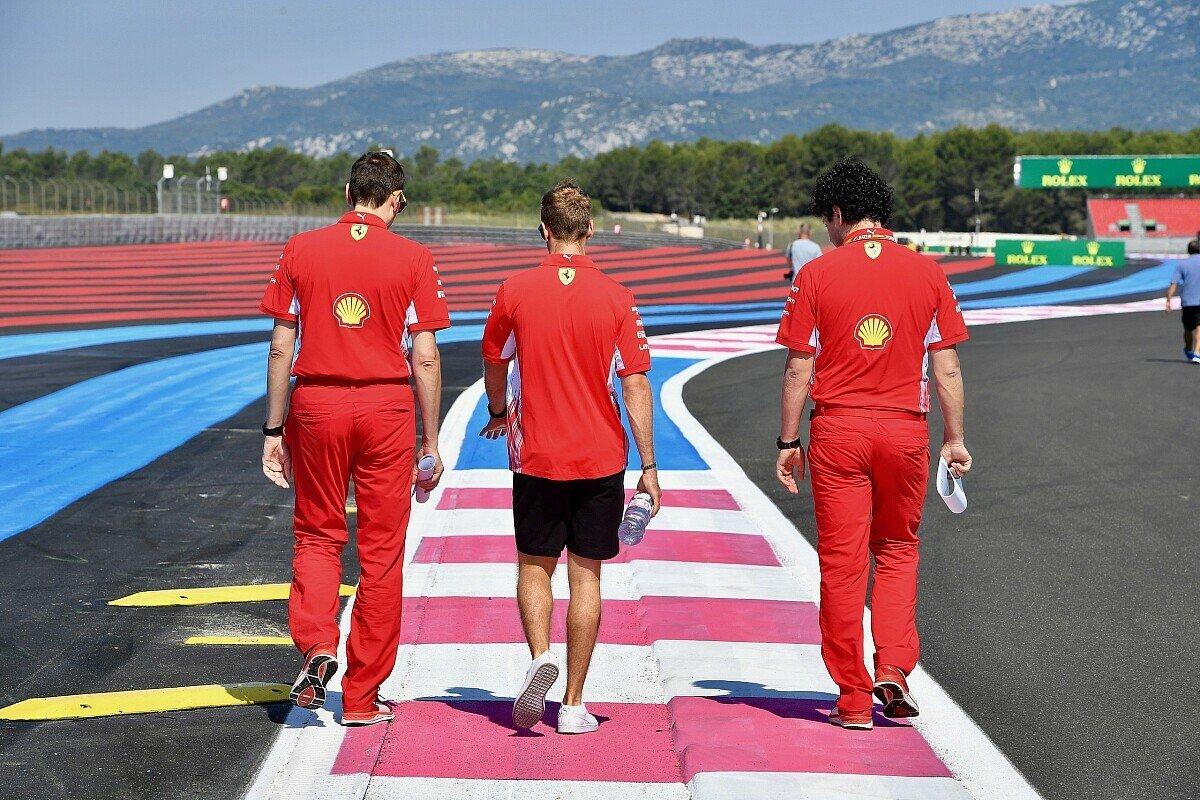 Heute im Live-Ticker: Formel-1-Rückkehr nach Frankreich, auf dem Circuit Paul Ricard wird wieder gefahren, Foto: Sutton