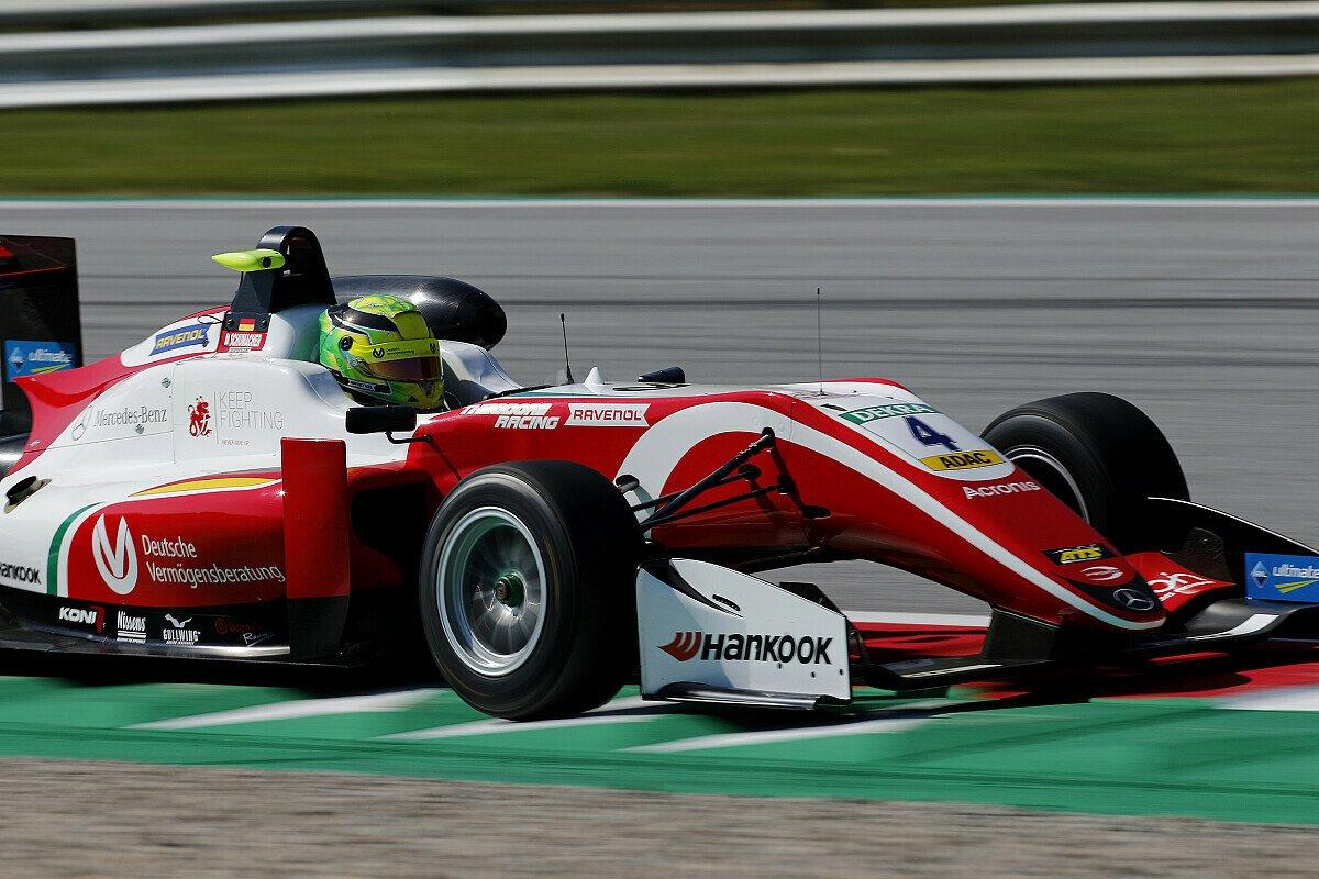Mick Schumacher startet mit Pole Position ins Österreich-Wochenende, Foto: FIAF3