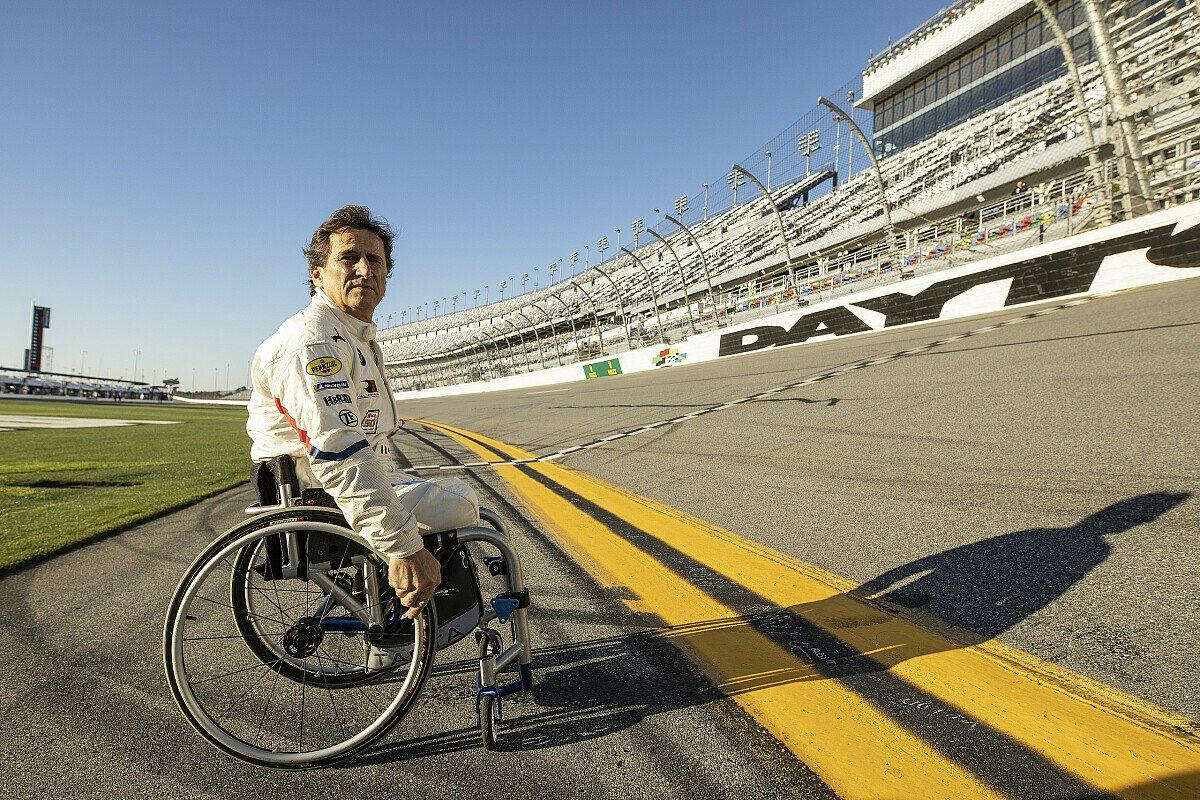 Alex Zanardi soll nach einem Handbike-Unfall ins Krankenhaus geflogen worden sein, Foto: BMW AG
