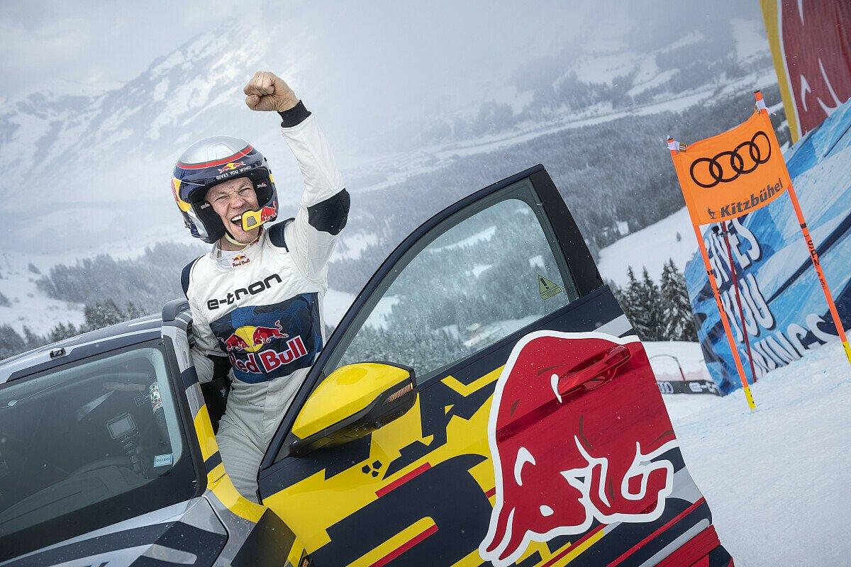 Mattias Ekström ist und bleibt ein Tausendsassa im Motorsport, Foto: Audi AG