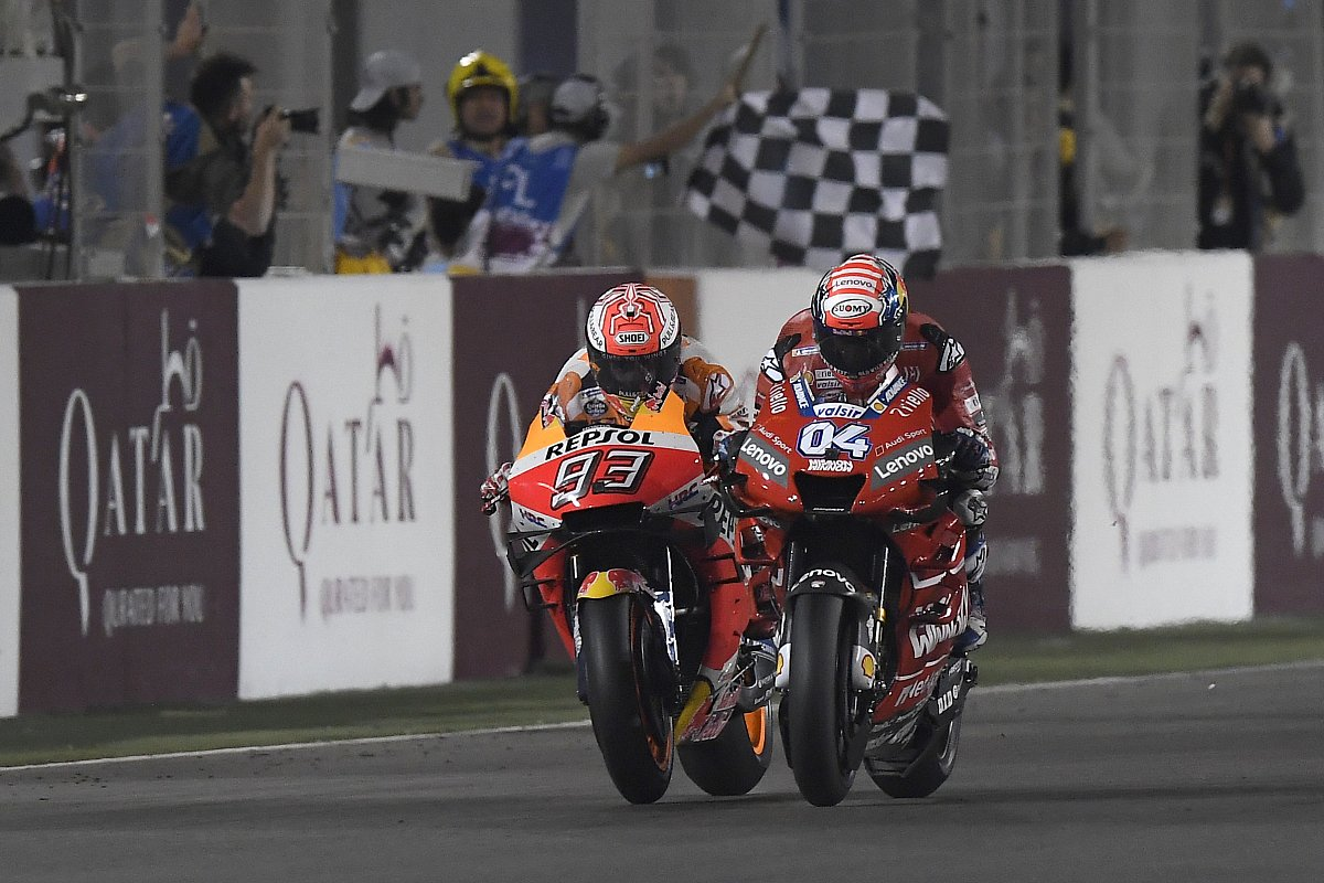 Ducati hat in Katar verdient gewonnen - das sollte honoriert werden, Foto: Ducati
