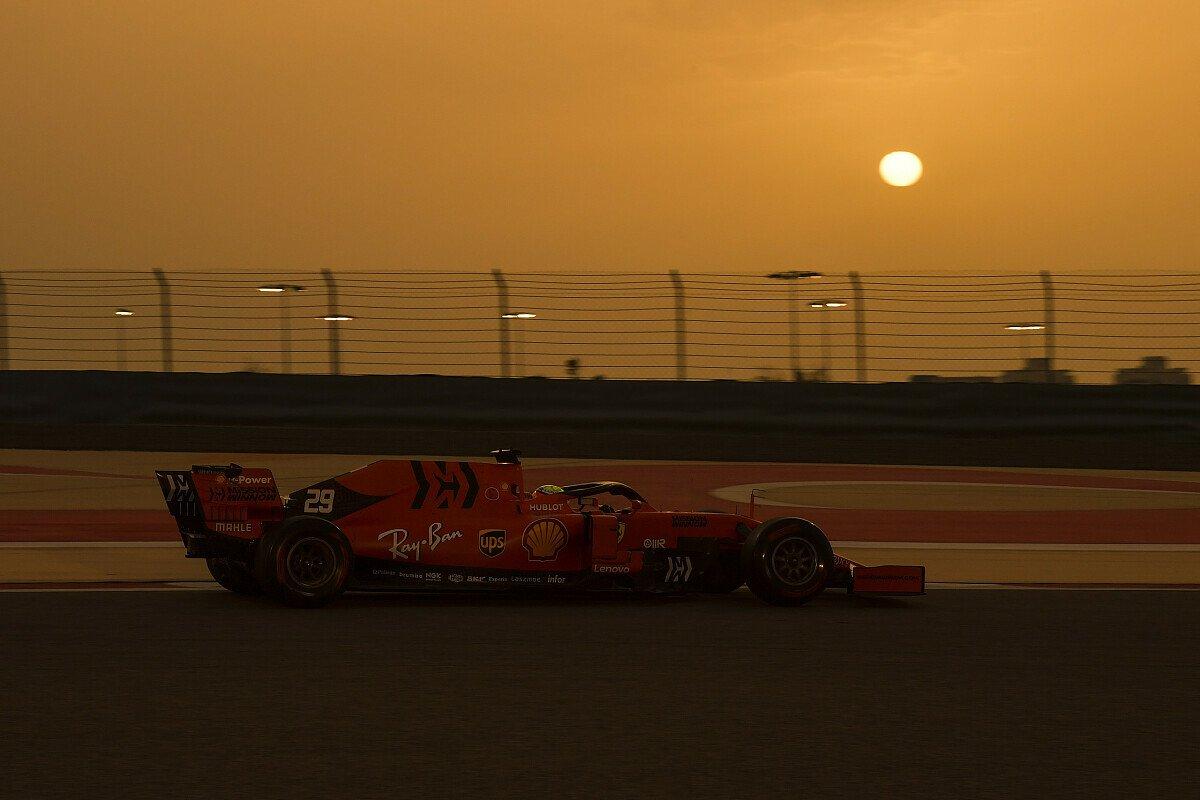 Die Wüste ruft: Der Bahrain GP steigt 2020 deutlich später als gewohnt, Foto: LAT Images