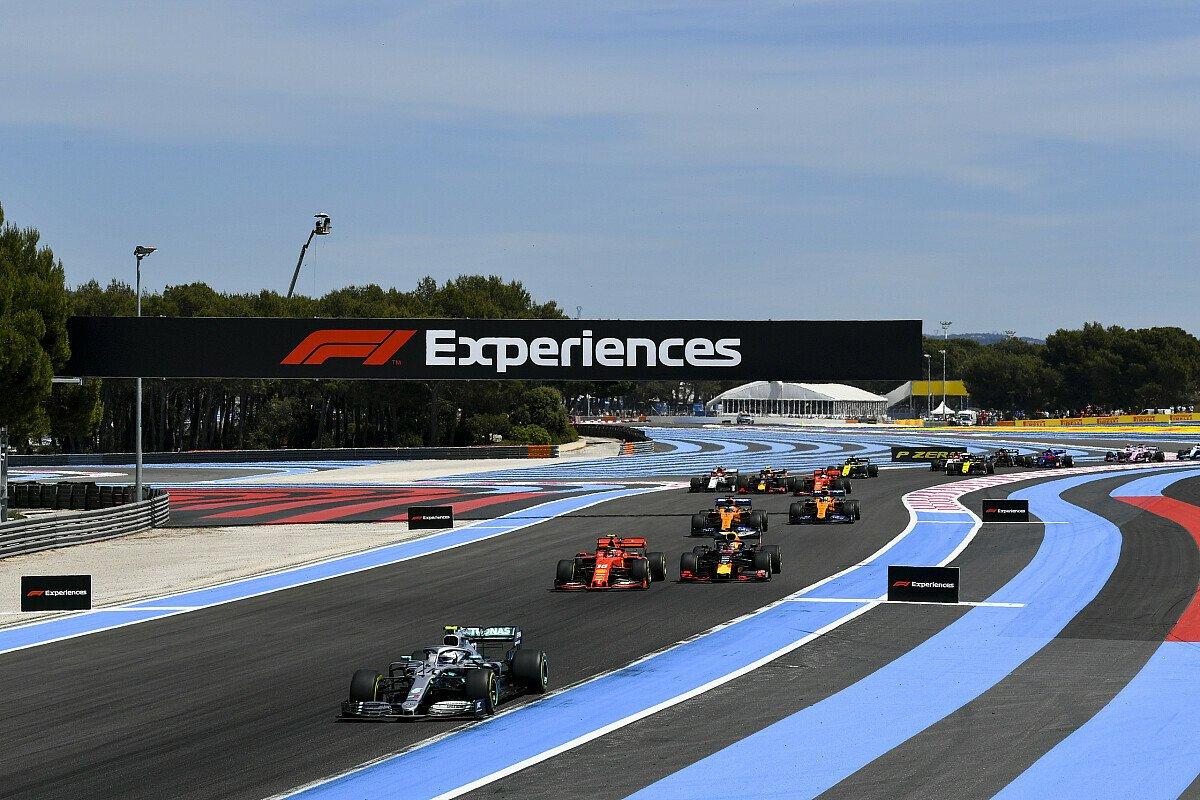 Gegenwärtig steht der Frankreich-GP als F1-Start im Kalender, Foto: LAT Images