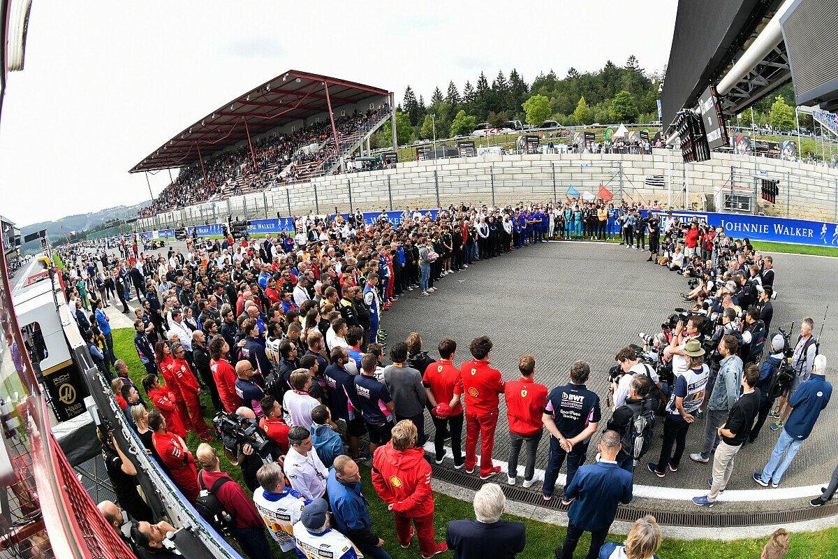 Die Motorsportwelt trauert über den Verlust von Anthoine Hubert, Foto: LAT Images
