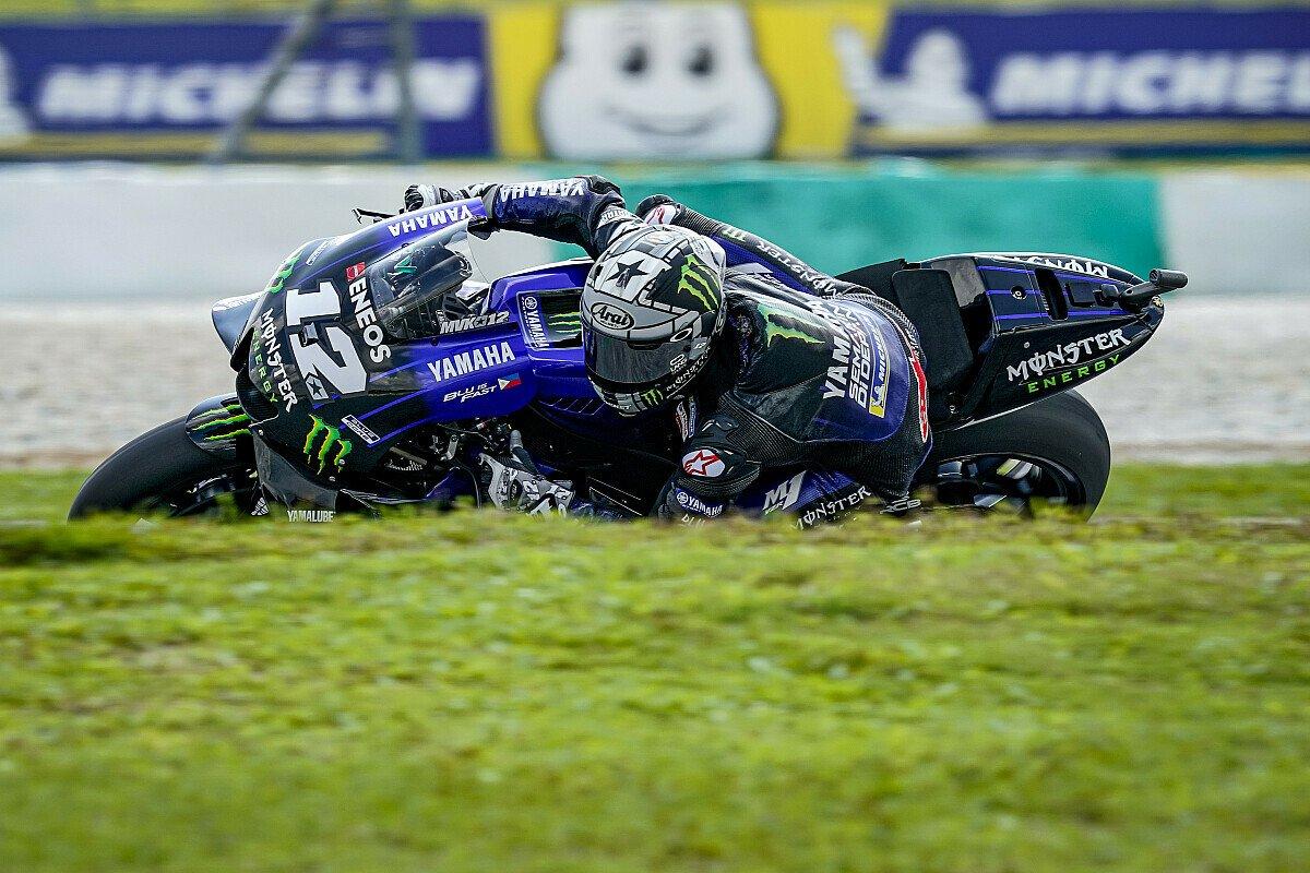 Maverick Vinales fuhr zum Sieg in Sepang, Foto: Yamaha