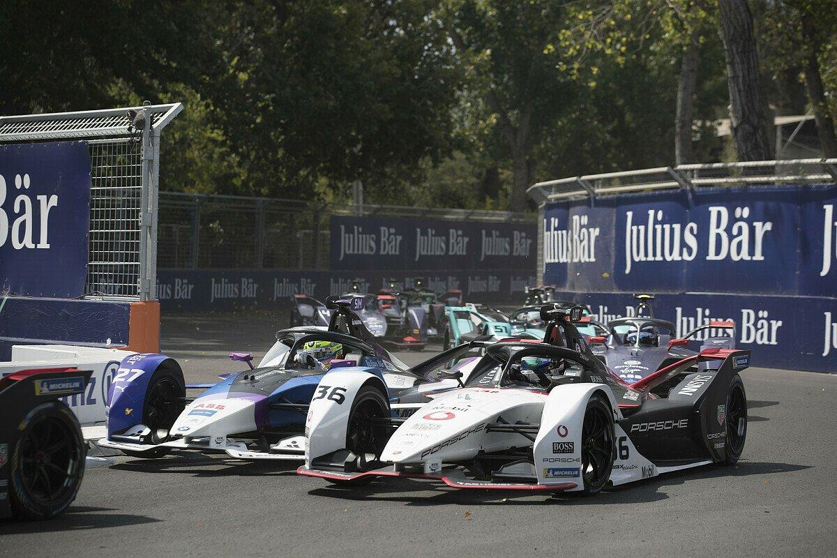 Porsche beschließt in Berlin seine erste Saison in der Formel E, Foto: LAT Images