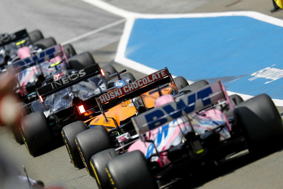 Formell sind alle Formel-1-Teams bis 2025 an die Serie gebunden, Foto: LAT Images