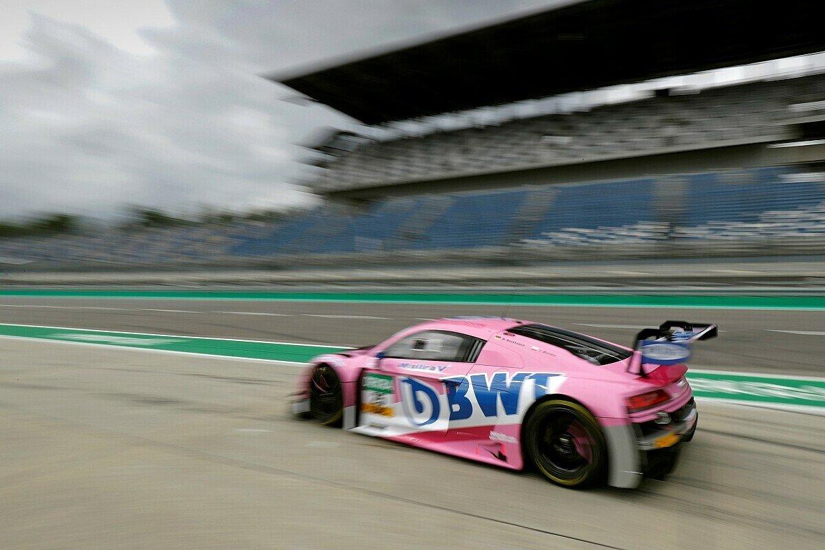 Auf dem Lausitzring fällt der Startschuss zu den Testfahrten, Foto: Audi Sport customer racing/Bildagentur Kräling