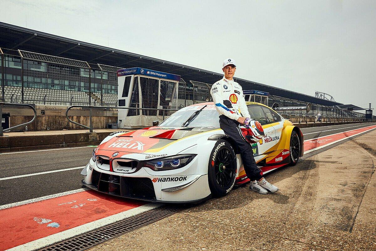 Sheldon van der Linde bestreitet seine zweite DTM-Saison für BMW, Foto: BMW Motorsport