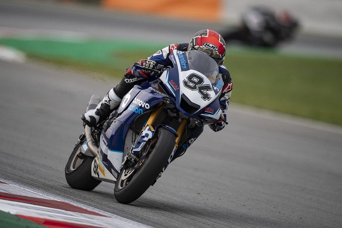 Jonas Folger kämpft erneut um die Top-10, Foto: Yamaha Racing