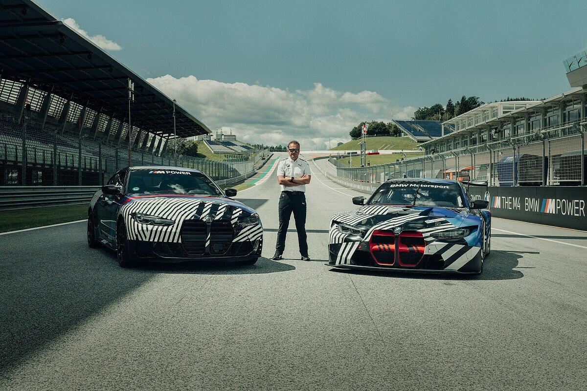 Der neue BMW-Motorsportchef: M-Geschäftsführer Markus Flasch, Foto: BMW Group