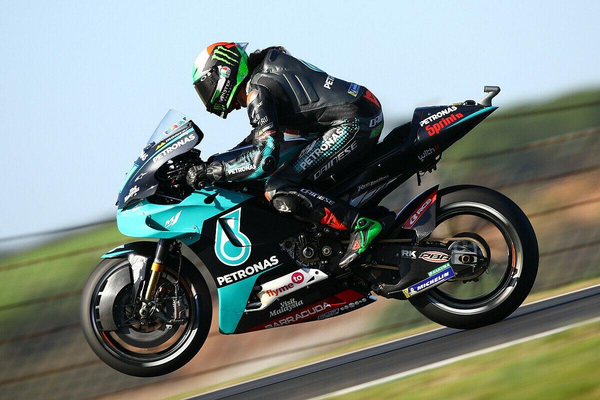 Franco Morbidelli wurde für Petronas-Yamaha Vizeweltmeister, Foto: LAT Images
