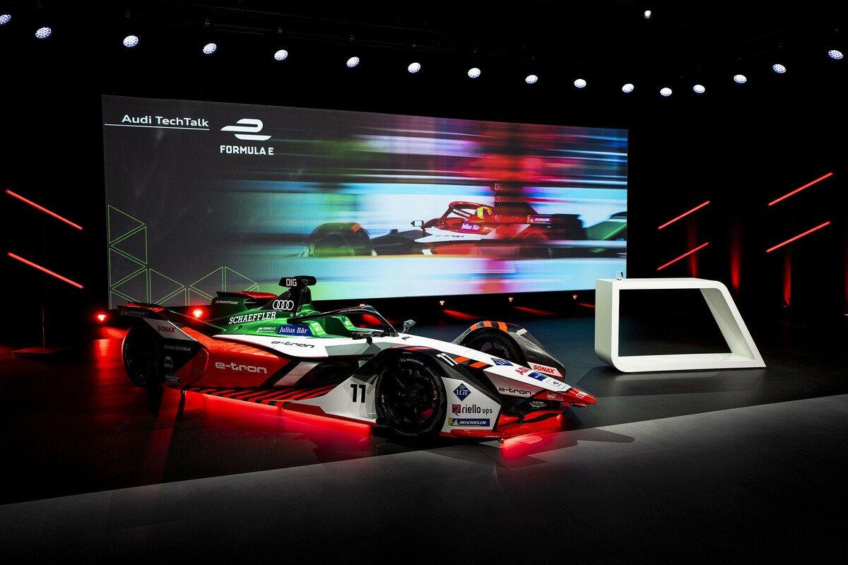 Foto: Audi Communications Motorsport
