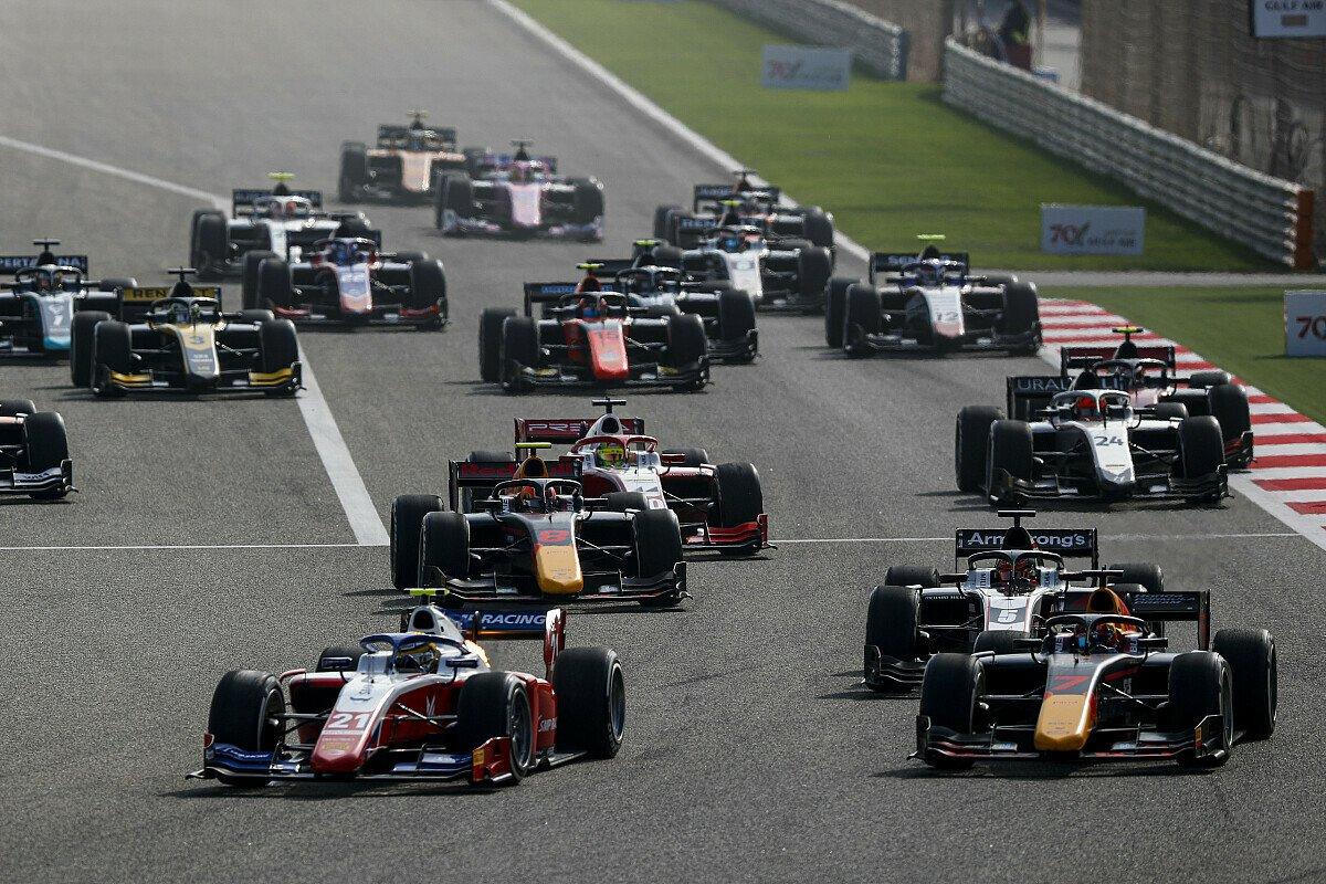 2021 werden dieselben Teams in der Formel 2 starten wie 2020, Foto: LAT Images