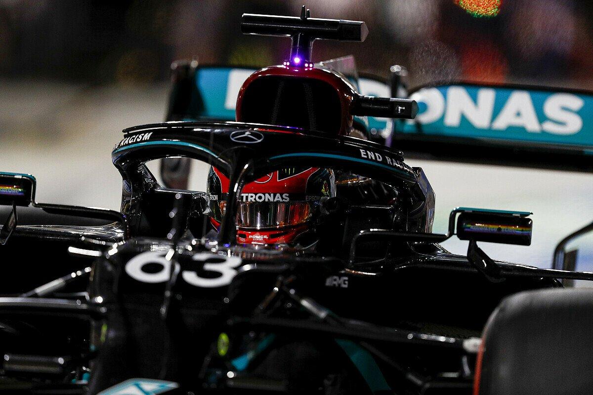 George Russell glänzte bei seinem Formel-1-Debüt für Mercedes, Foto: LAT Images