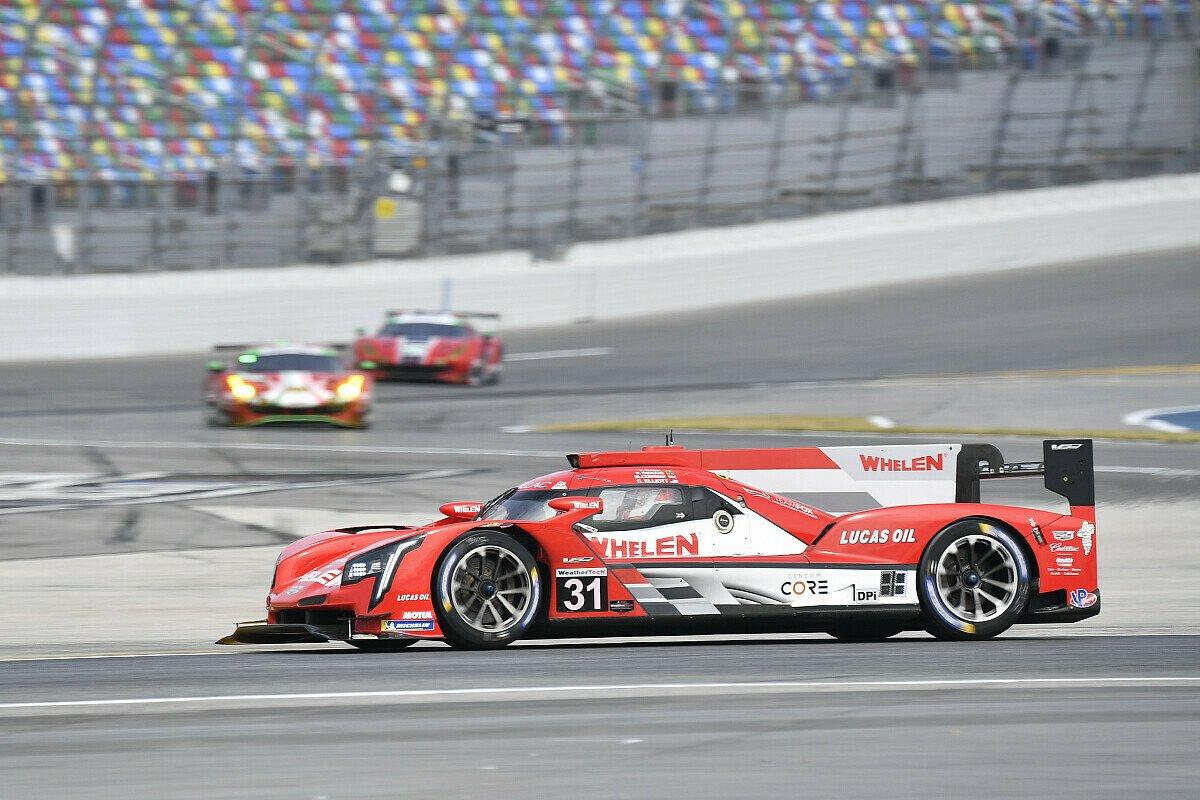 Action Express: Sieg beim Quali-Rennen, Pole für 24 Stunden von Daytona, Foto: LAT Images
