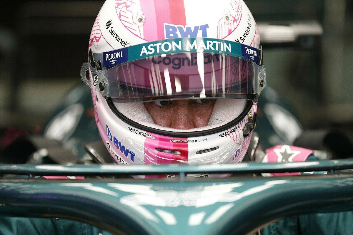 Sebastian Vettel kassierte gleich zum Aufakt mit Aston Martin einen herben Dämpfer, Foto: LAT Images