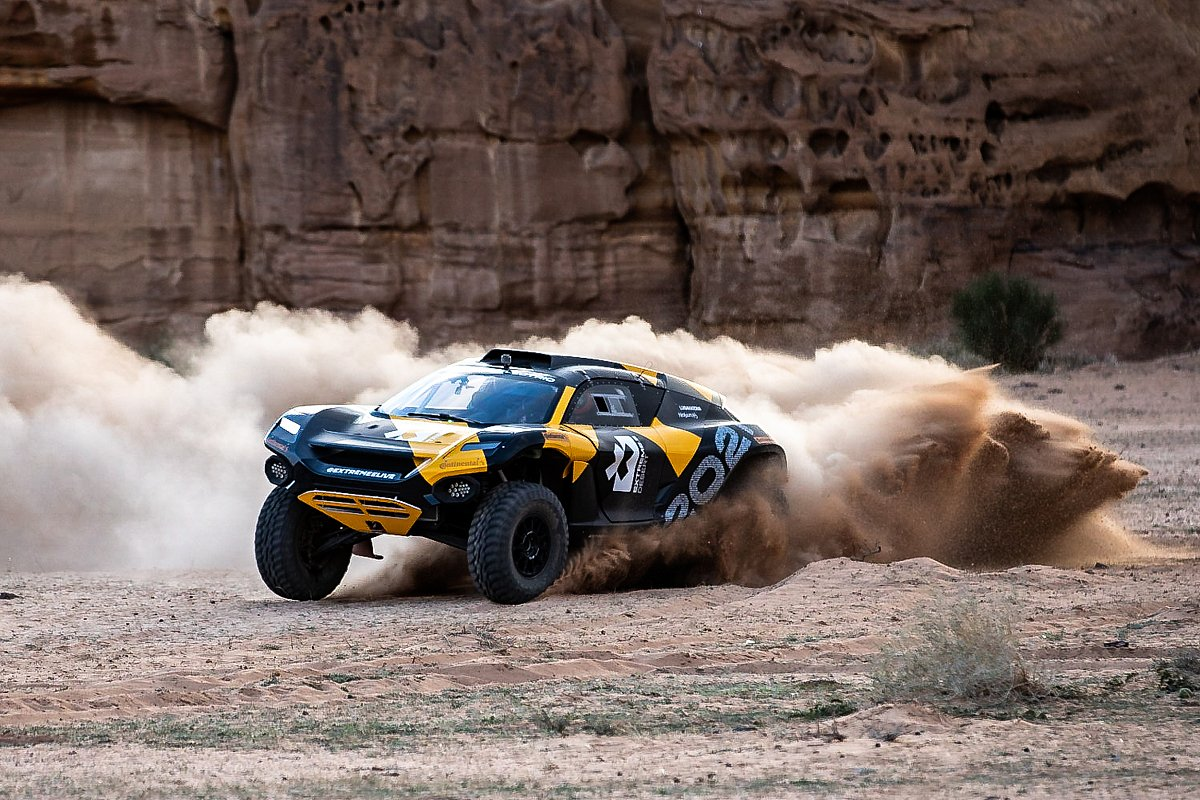 Extreme E ist eine neue Elektro-Rennserie mit Offroad-SUV, Foto: Extreme E