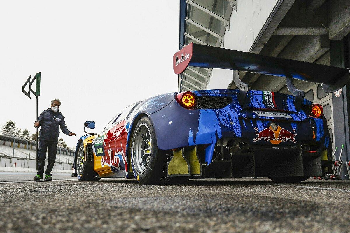Die DTM bestreitet in Hockenheim ihre ersten Testfahrten der neuen GT3-Ära, Foto: DTM
