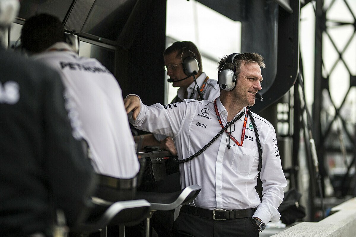 James Allison leitet seit 2017 die Technik-Abteilung des Mercedes Formel-1-Teams, Foto: LAT Images