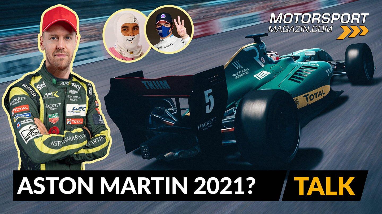 Formel 1 2021 Was Spricht Für Vettel Bei Aston Martin