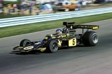 Formel 1, USA GP, 1975, USA, Lotus, R. Peterson, Bild: Sutton