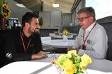 Formel 1 2017, Ungarn GP, Freitag, Interview, Ross Brawn, Christian Menath, Motorsport-Magazin.com, Bild: Sutton