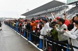 2018, Japan GP, Formel 1, Japan, Donnerstag, Fans, Pit Walk, Bild: Sutton