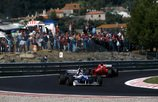Formel 1, Portugal GP, 1996, Monaco, Williams, J. Villeneuve, Bild: Sutton