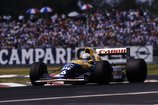Formel 1, Mexiko GP, 1992, Mexiko, Williams, R. Patrese, Bild: Sutton