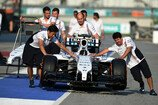 Formel 1 2014, Kanada GP, Malaysia GP, Donnerstag, Boxengasse, Teampersonal, Williams, Bild: Sutton
