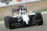 Formel 1 2014, China GP, Samstag, Massa, Williams, Bild: Sutton