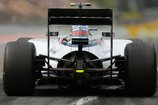 Formel 1 2014, Spanien GP, Samstag, Boxengasse, Bottas, Williams, Bild: Sutton