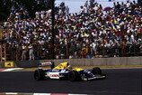 1992, Formel 1, Mexiko, Williams, Mansell, Bild: Sutton
