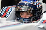 Formel 1 2014, Ungarn GP, Freitag, Box, Bottas, Williams, Bild: Sutton