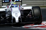 Formel 1 2014, Ungarn GP, Freitag, Massa, Williams, Bild: Sutton