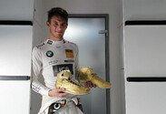 DTM, Hockenheim, goldene Schuhe, Wittmann, Portrait, BMW Team RMG