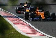 Formel 1, 2019, Ungarn GP, McLaren, Carlos Sainz, Red Bull, Pierre Gasly, Rennen, Sonntag