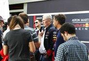 Formel 1, Australien, Melbourne, Red Bull, Dr. Helmut Marko, Portrait, Medien, Presse