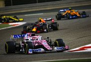Formel 1, Bahrain, Sonntag, Rennen, Racing Point, Perez, Red Bull, Albon