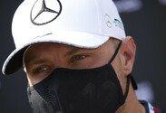 Spanien GP, Freitag, Bottas, Mercedes